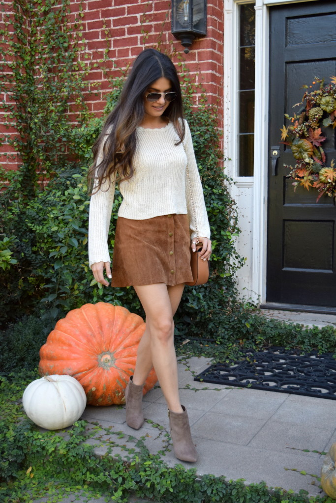 suede-skirt-forever21-girlabouttown