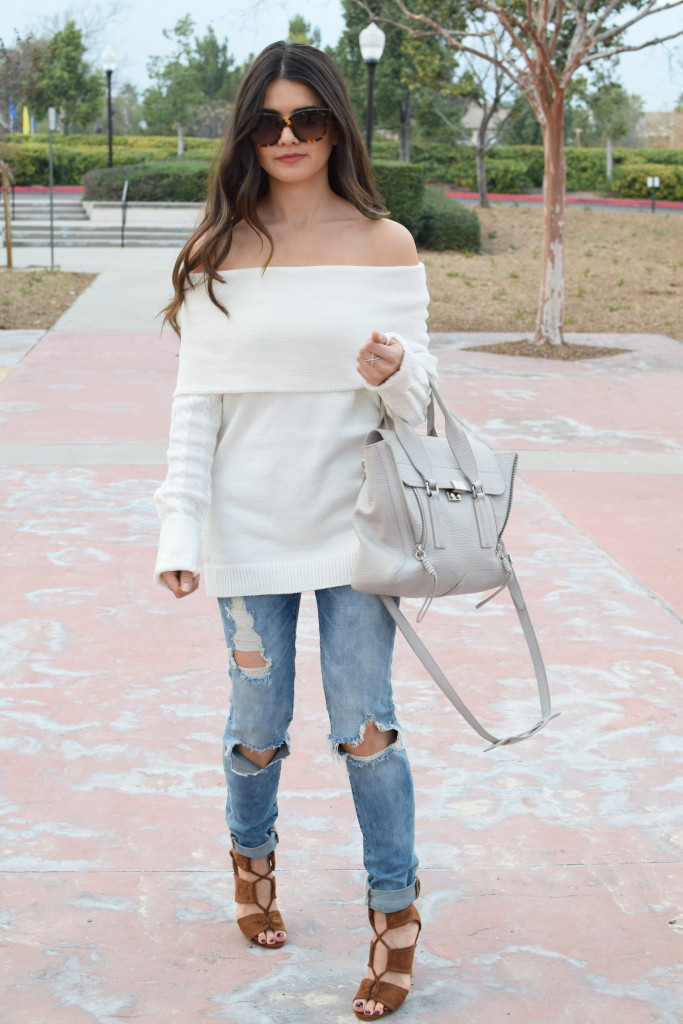 girl-about-town-lace-up-heels-off-shoulder