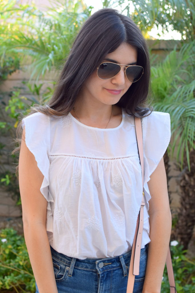 ruffle-sleeve-top-girl-about-town