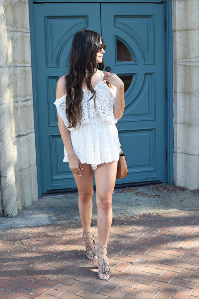 lace-cold-shoulder-romper-1