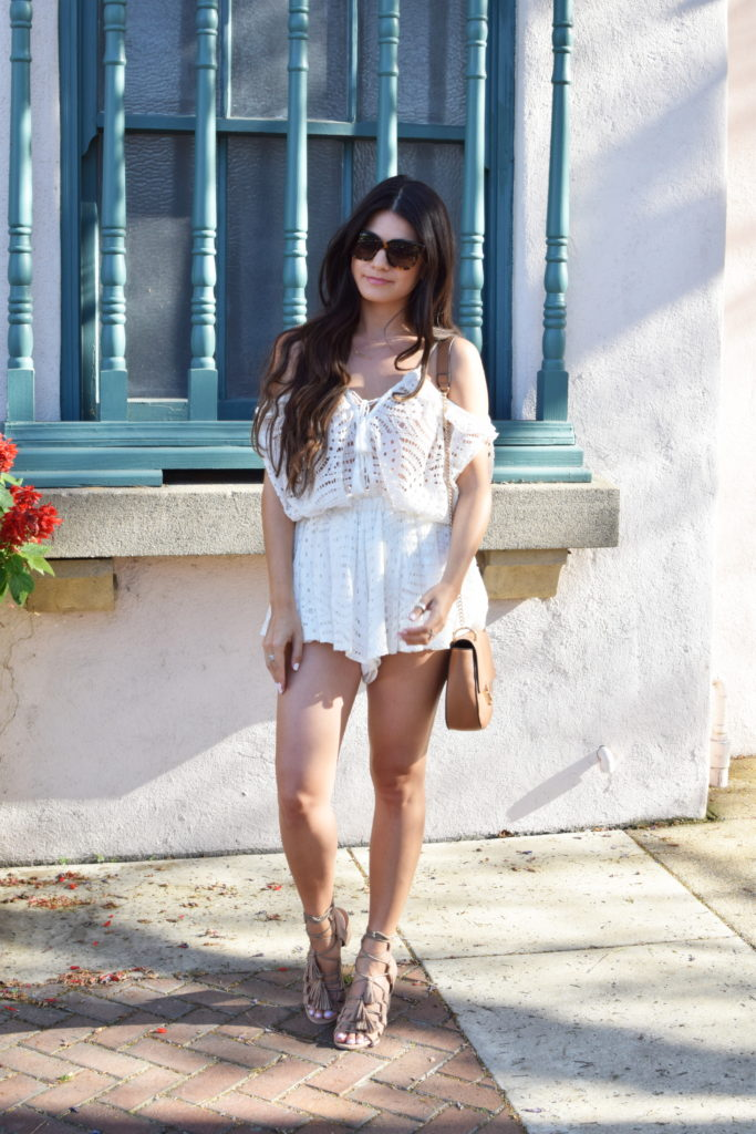 lace-cold-shoulder-romper-4