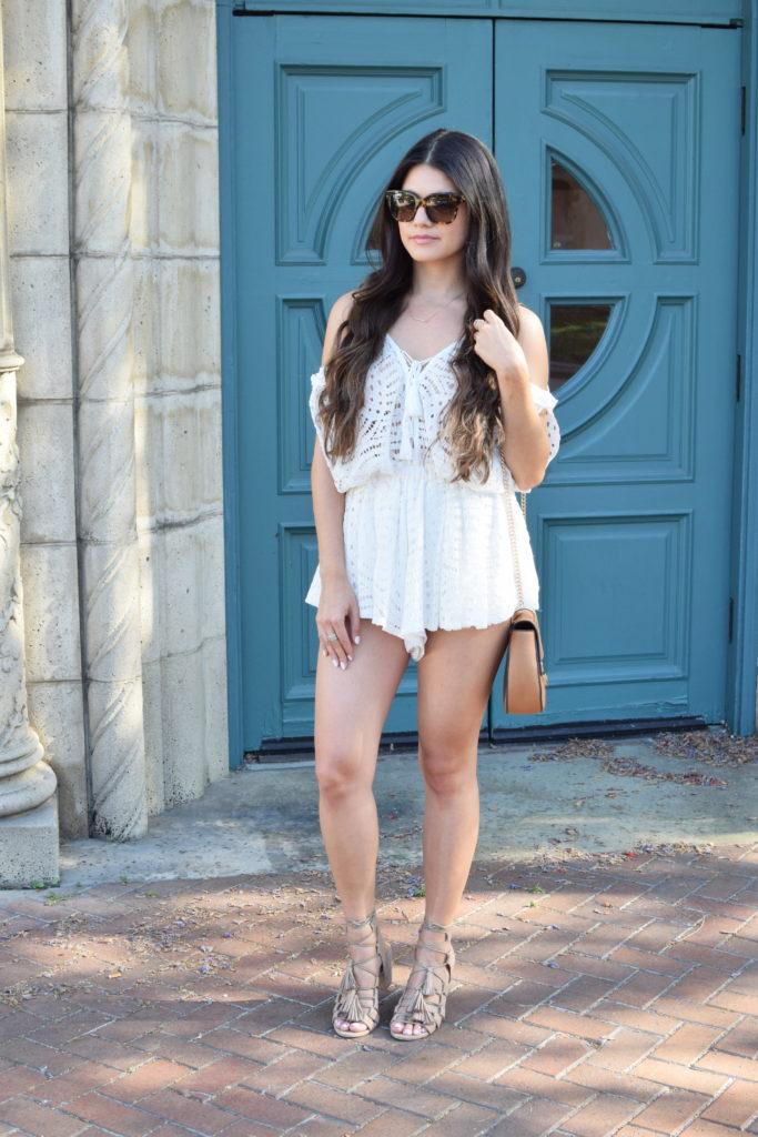lace-cold-shoulder-romper