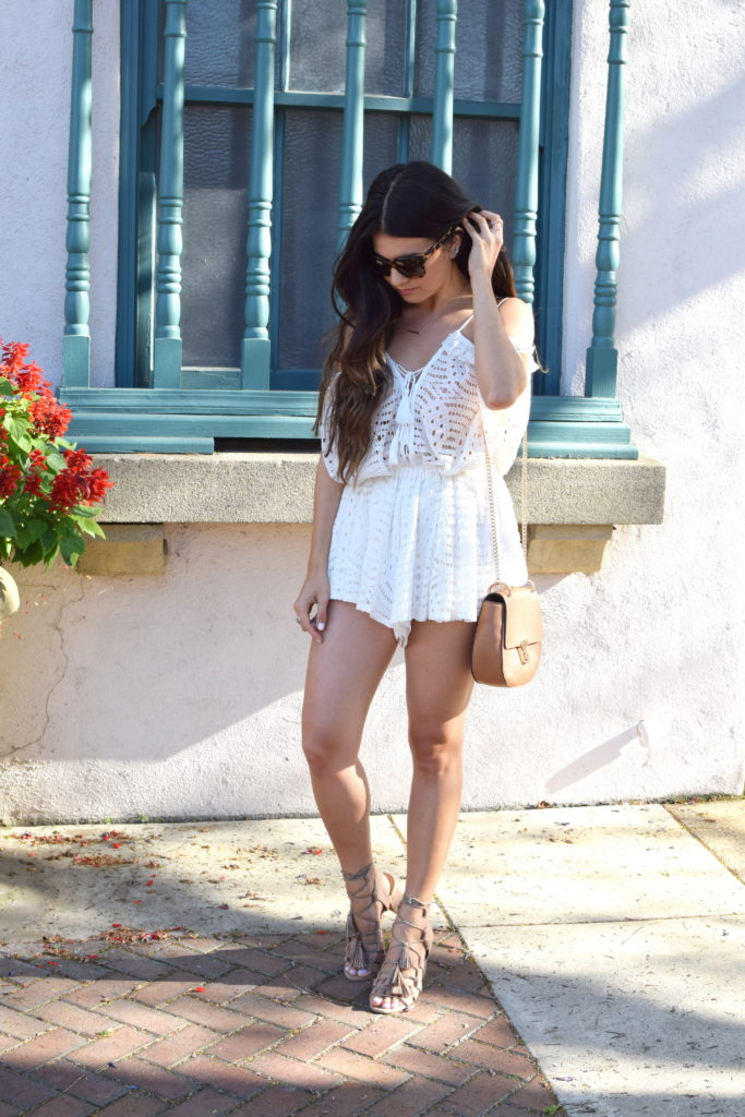 white-lace-cold-shoulder-romper