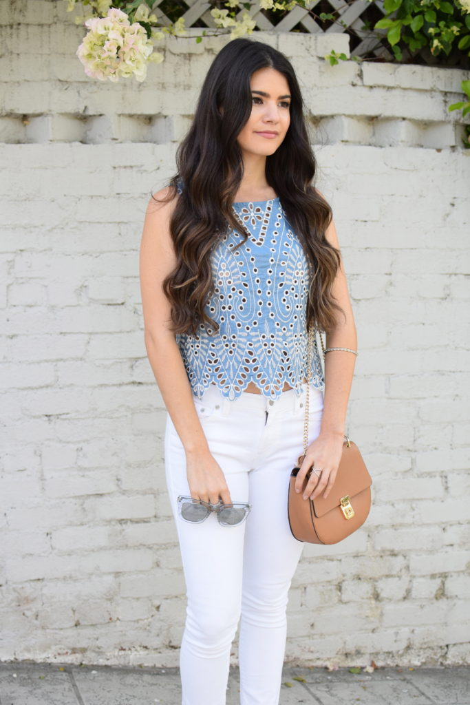 eyelet-white-denim