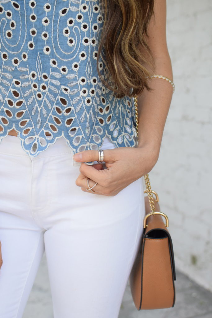 hm-denim-eyelet-top