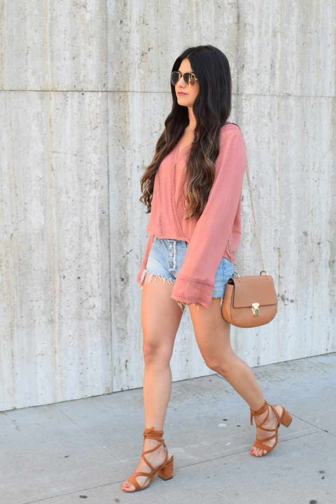 levis-cutoffs-lace-up-block-heels