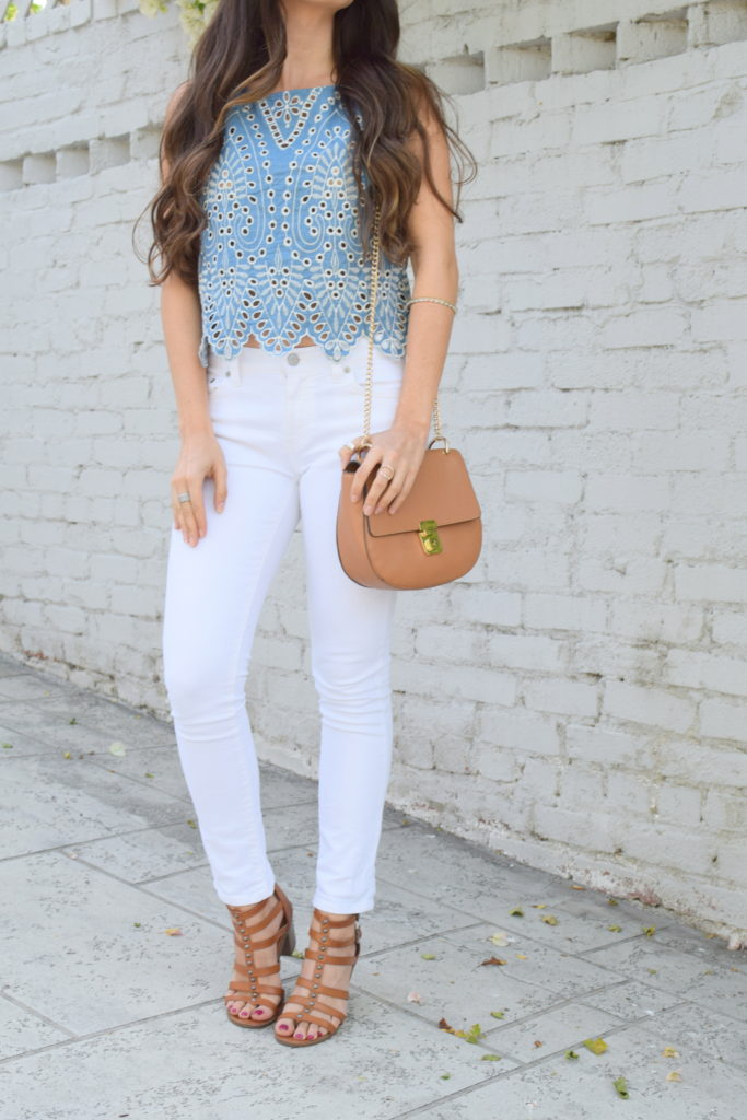 white-denim-eyelet-top-hm