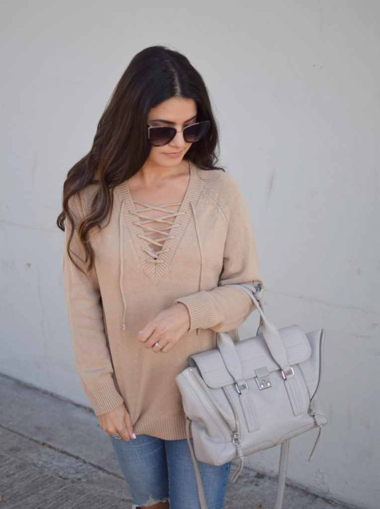 beige-lace-up-sweater-1