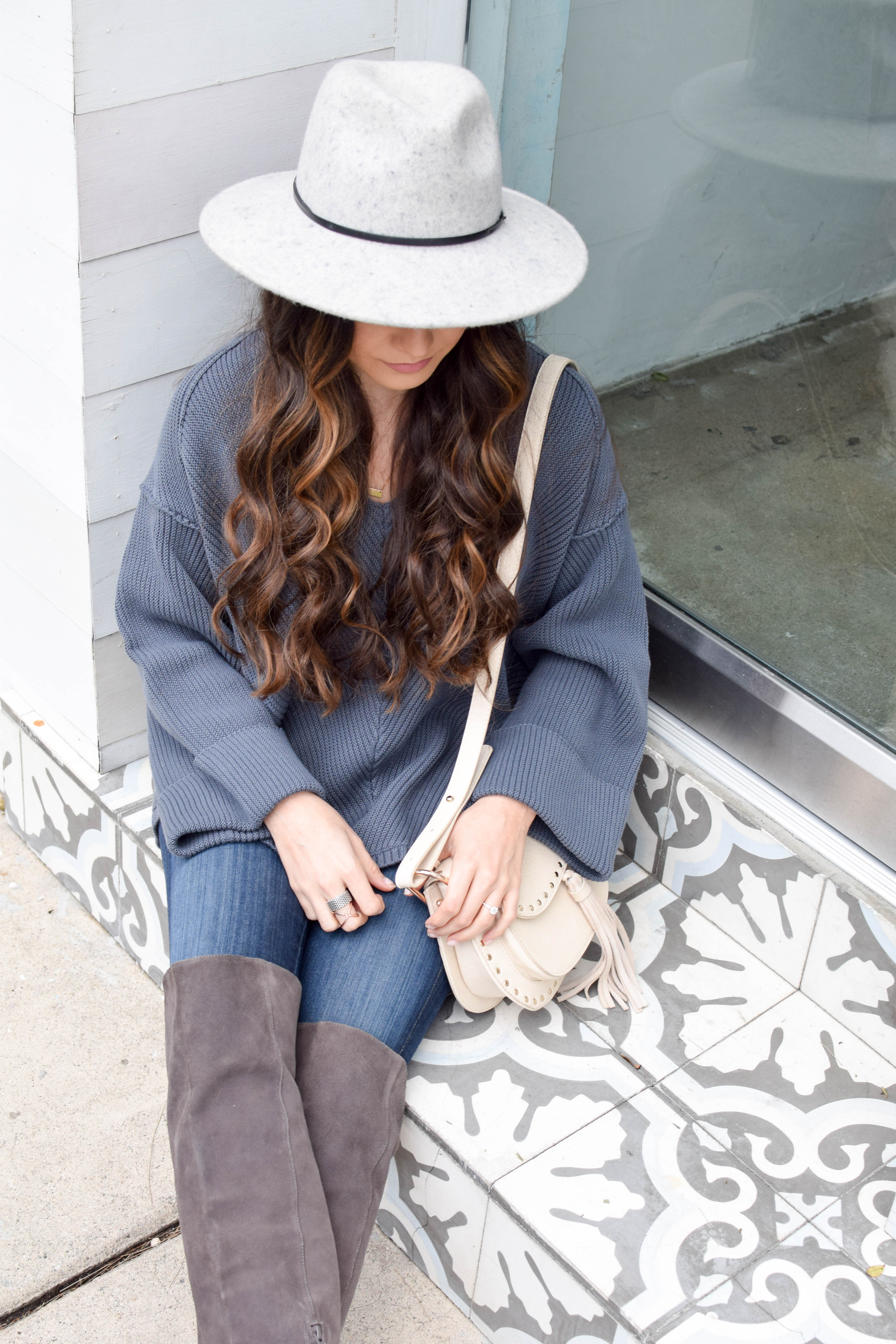 Spring Sweaters + Real Talk