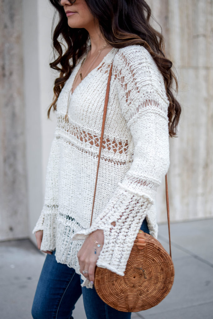 Spring Sweaters Free People Sale Girl About Town