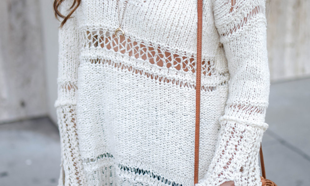 Spring Sweaters + Free People Sale